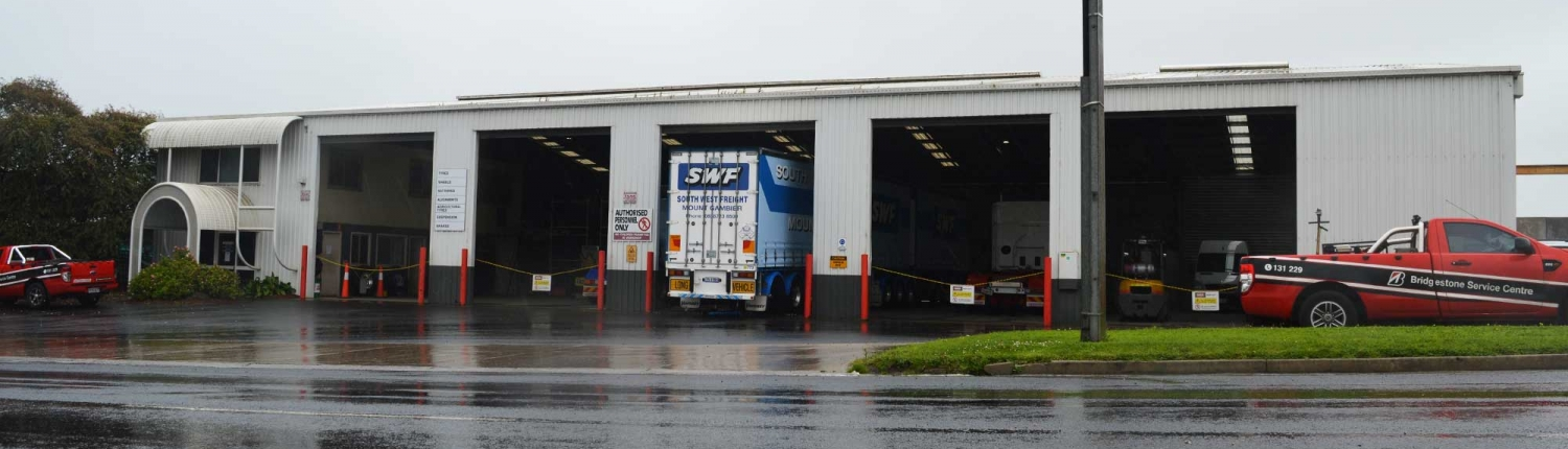 Trident Truck Centre Mount Gambier